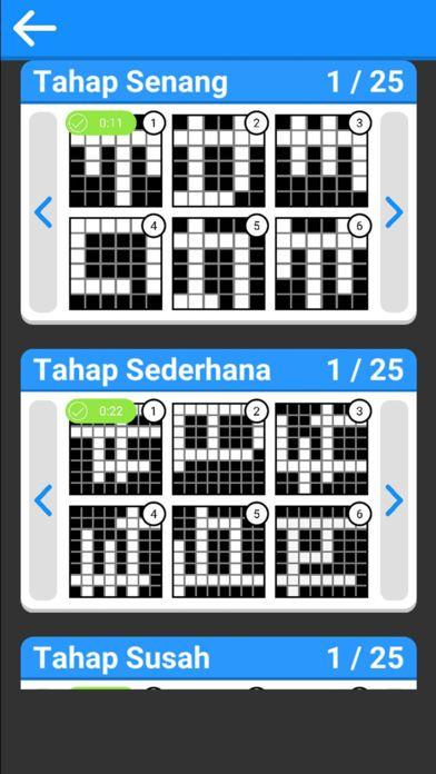 Teka Silang Kata Peribahasa Melayu Power Jom Teka Teki 3 Silang Kata App Appinate