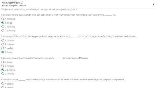 Teka Silang Kata Tahun 6 Terbaik Pelbagai Teka Silang Kata Online Bahasa Melayu Yang Sangat Bernilai