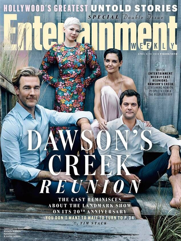 We Want You Poster Bermanfaat Dawson S Creek Cast Reunites after 20 Years for Entertainment Weekly