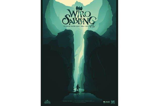 Wiro Sableng Poster Menarik Pemenang Lomba Poster Wiro Sableng Diumumkan